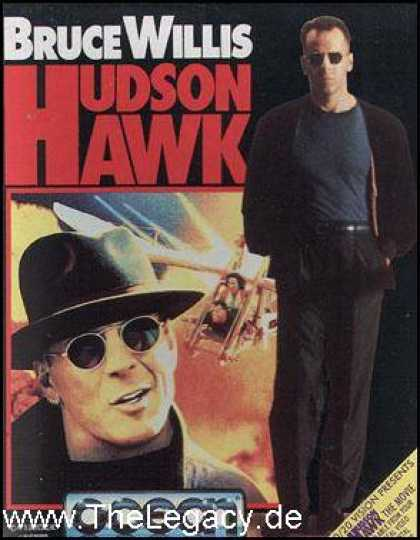 Misc. Games - Hudson Hawk