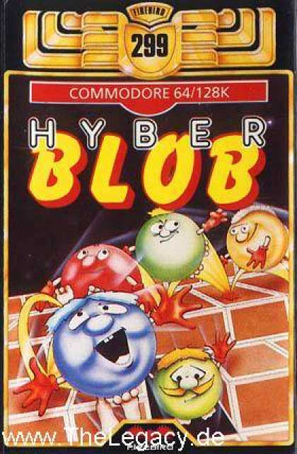 Misc. Games - Hyber Blob