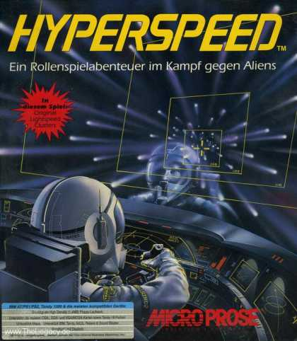 Misc. Games - Hyperspeed