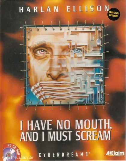 Misc. Games - I have no Mouth, and I must Scream