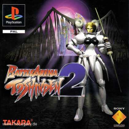Misc. Games - Battle Arena Toshinden 2