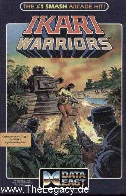 Misc. Games - Ikari Warriors