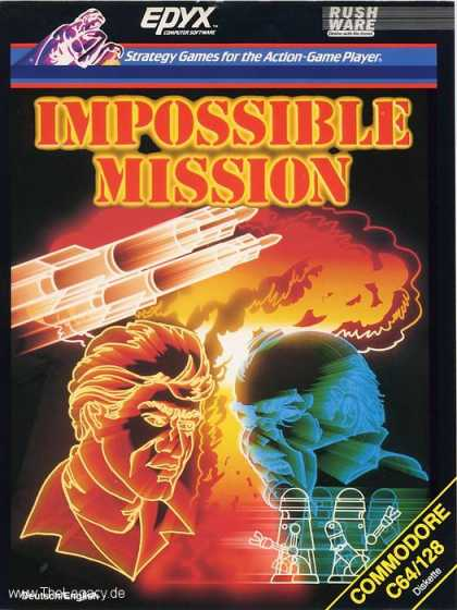 Misc. Games - Impossible Mission