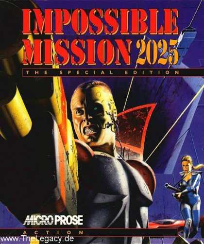 Misc. Games - Impossible Mission 2025: The Special Edition