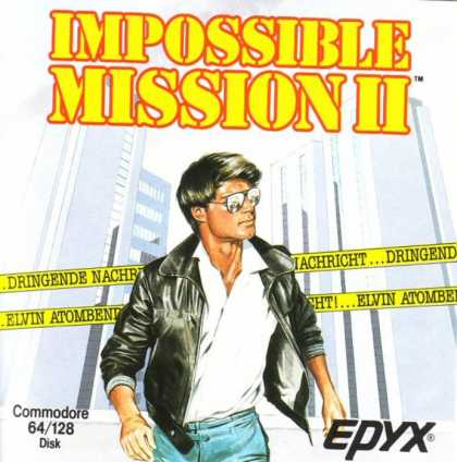 Misc. Games - Impossible Mission II