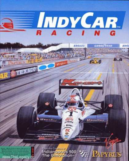 Misc. Games - IndyCar Racing
