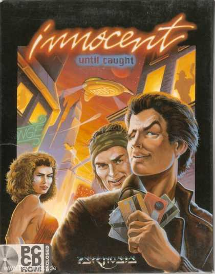 Misc. Games - Innocent: Until Caught