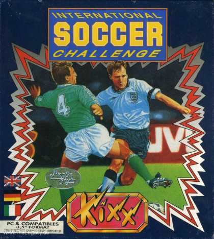 Misc. Games - International Soccer Challenge