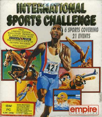 Misc. Games - International Sports Challenge