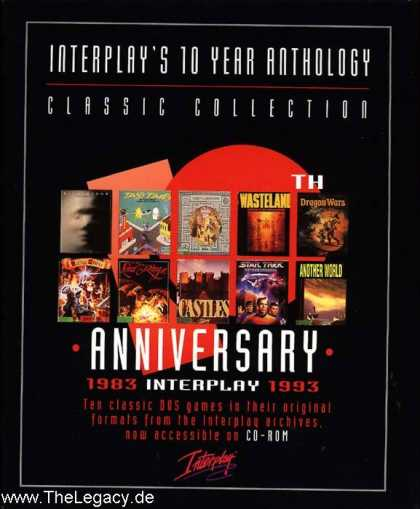 Misc. Games - Interplay's 10 Year Anthology: Classic Collection