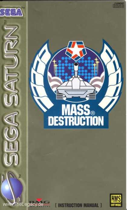 Misc. Games - Mass Destruction