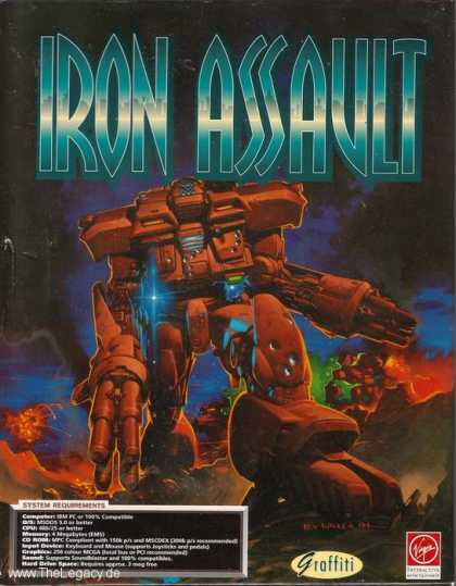 Misc. Games - Iron Assault