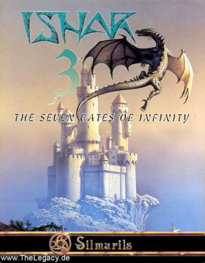 Misc. Games - Ishar 3: The Seven Gates of Infinity
