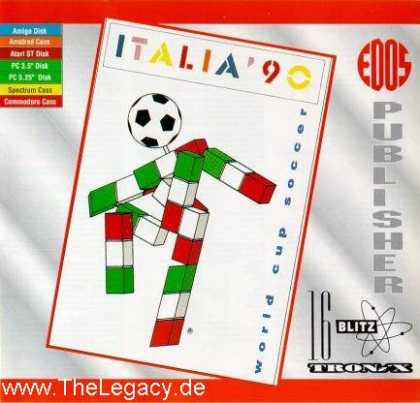 Misc. Games - World Cup Soccer - Italia '90