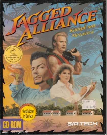 Misc. Games - Jagged Alliance: Kampf um Metavira