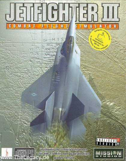 Misc. Games - Jetfighter III