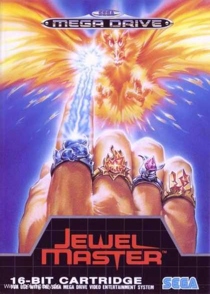 Misc. Games - Jewel Master