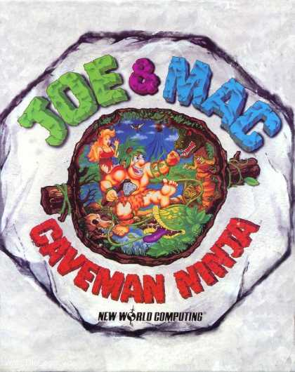 Misc. Games - Joe & Mac: Caveman Ninja