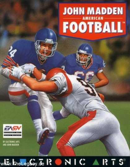 Misc. Games - John Madden American Football