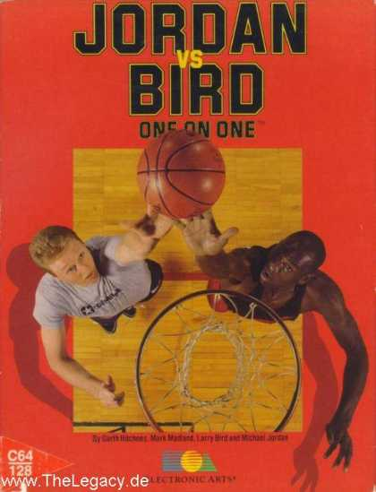Misc. Games - One on One: Jordan vs. Bird