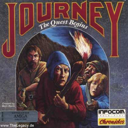 Misc. Games - Journey: The Quest Begins