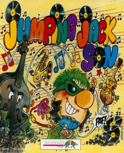Misc. Games - Jumping Jack Son