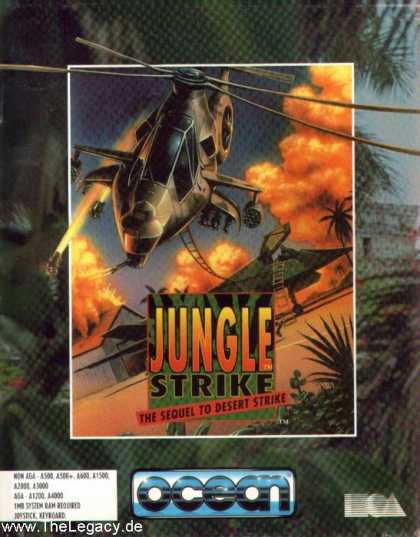 Misc. Games - Jungle Strike