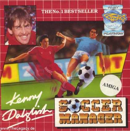 Misc. Games - Kenny Dalglish Soccer Manager