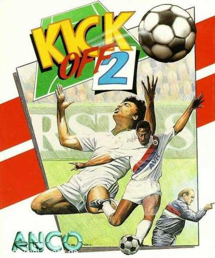 Misc. Games - Kick Off 2