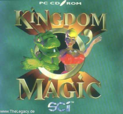 Misc. Games - Kingdom O' Magic