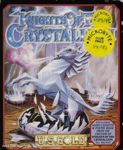 Misc. Games - Knights of the Crystallion