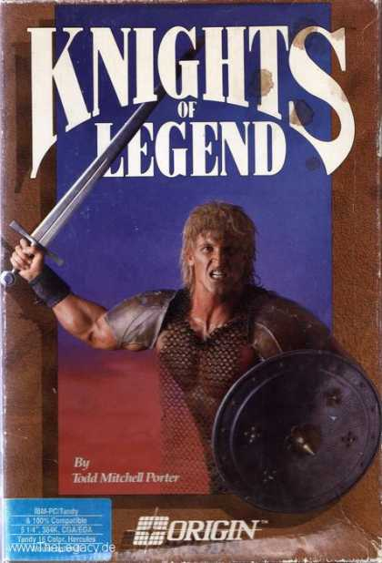 Misc. Games - Knights of Legend