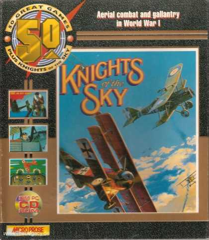 Misc. Games - Knights of the Sky