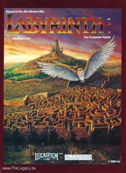 Misc. Games - Labyrinth: The Computer Game