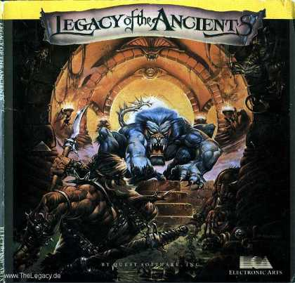 Misc. Games - Legacy of the Ancients