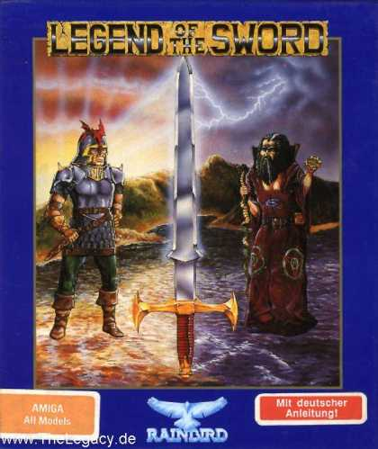 Misc. Games - Legend of the Sword