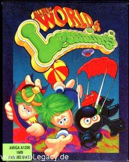 Misc. Games - All new World of Lemmings
