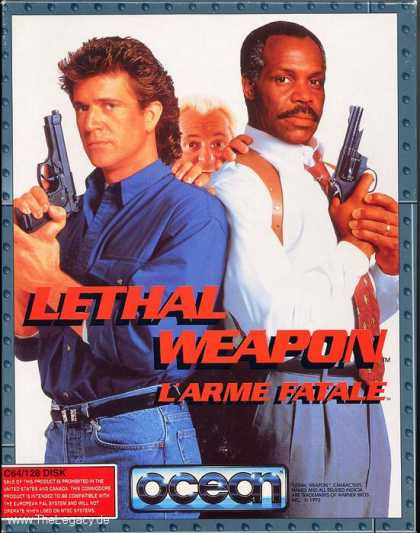 Misc. Games - Lethal Weapon - L'arme Fatale