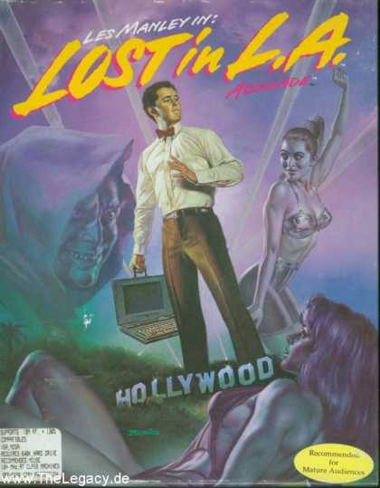 Misc. Games - Les Manley in Lost in L.A.