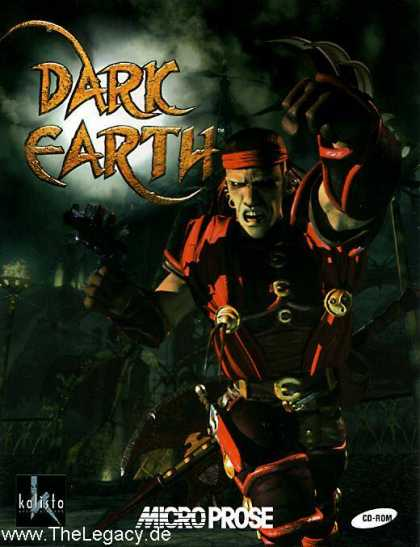 Misc. Games - Dark Earth