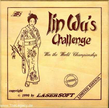 Misc. Games - Lin Wu's Challenge