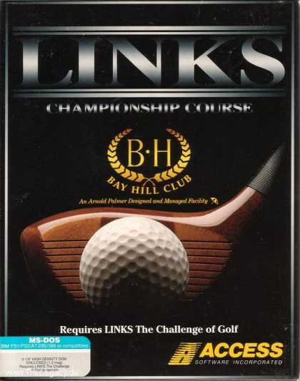 Misc. Games - Links: Bayhill