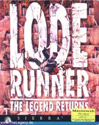 Misc. Games - Lode Runner: The Legend Returns