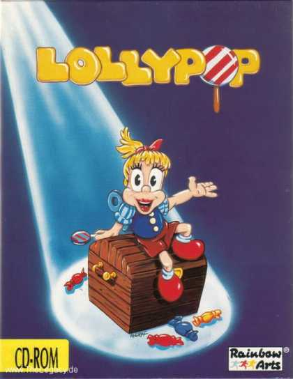 Misc. Games - Lollypop