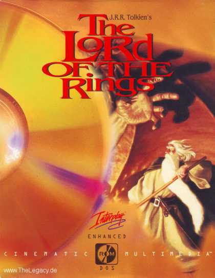 Misc. Games - J.R.R. Tolkien's The Lord of the Rings