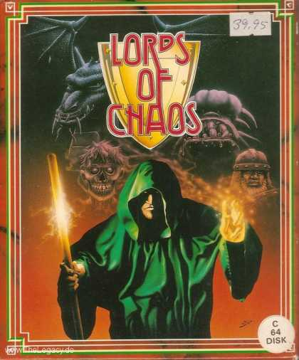 Misc. Games - Lords of Chaos