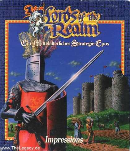Misc. Games - Lords of the Realm