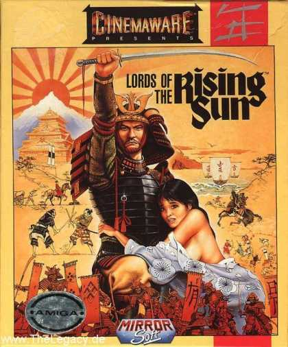 Misc. Games - Lords of the Rising Sun