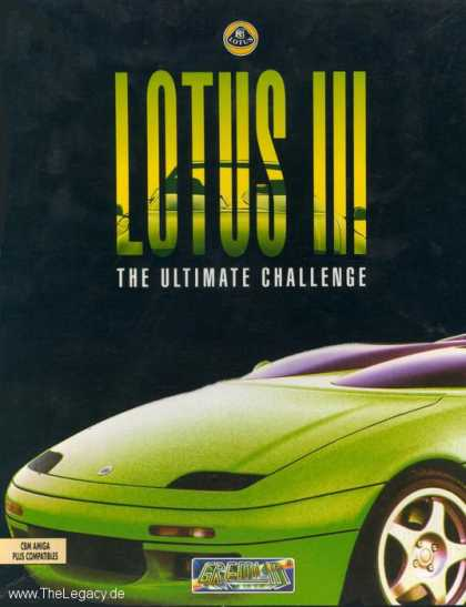 Misc. Games - Lotus III: The Ultimate Challenge
