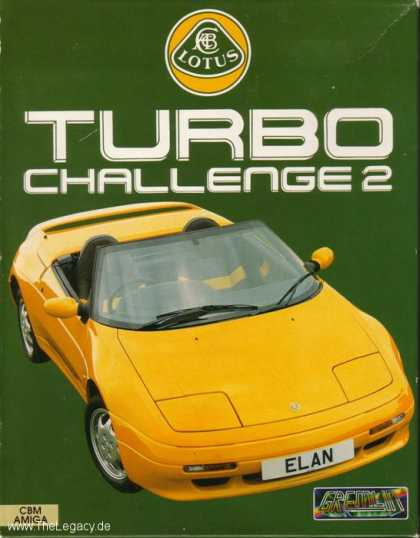 Misc. Games - Lotus Turbo Challenge 2